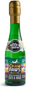 Woof & Brew Champaws pro psy a kočky
