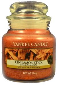 Yankee Candle Classic Cinnamon Stick vonná svíčka