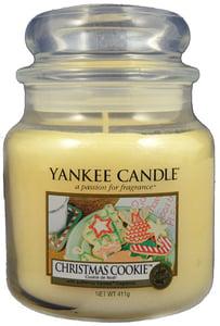 Yankee Candle Classic Christmas Cookie vonná svíčka