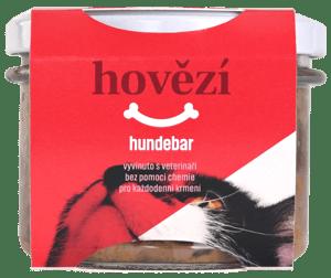 Hundebar Hovězí s karotkou, chia semínky a čekankou