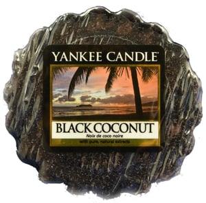 Yankee Candle Black Coconut vonný vosk