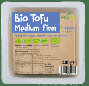 Well Well BIO tofu měkké v kelímku svodou