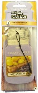 Yankee Candle Car Jar - Lemon Lavender vonné visačky do auta