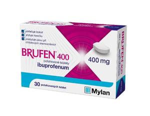 BRUFEN 400MG potahované tablety 30 II