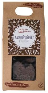 Pekárna Harmonia Bezlepkové kakaové sušenky