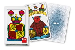 Dino Jednohlavé karty