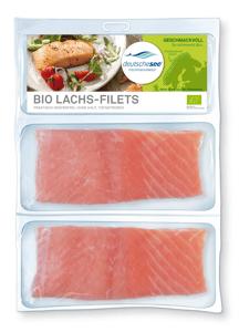 Deutsche See BIO Losos filet (mražené)