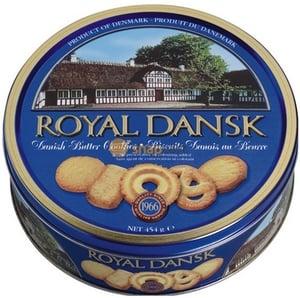 Royal Dansk Dánské máslové sušenky