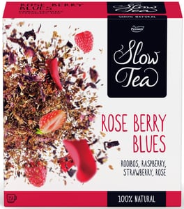 Pickwick Slow Tea - Roseberry Blues