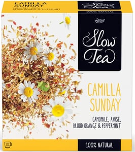 Pickwick Slow Tea - Camilla Sunday