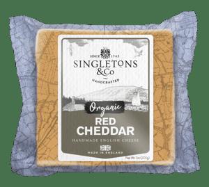 Singletons & Co BIO Red Cheddar bloček