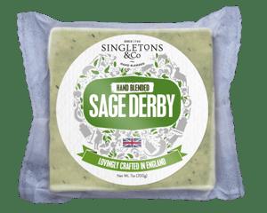 Singletons & Co Sage Derby bloček