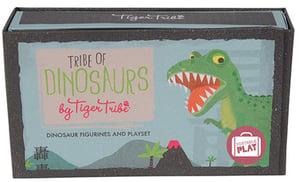 Tiger Tribe Klan dinosaurů