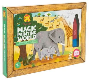 Tiger Tribe Magic painting world Safari adventures
