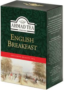Ahmad Tea English Breakfast  Earl Grey sypaný čaj