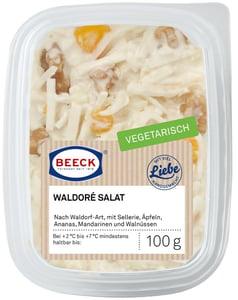 Deutsche See Beeck Waldorfský salát