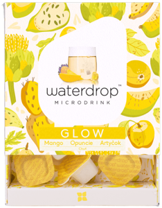Waterdrop Glow