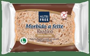Nutrifree Toastový celozrnný chléb bez lepku