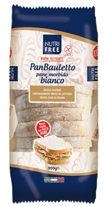 Nutrifree Panbauletto toustový chléb bez lepku