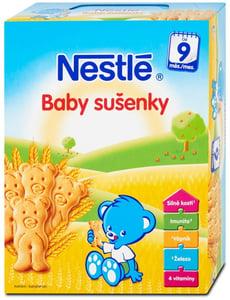 Nestlé Baby sušenky