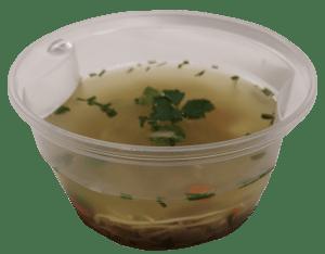 GRONKA Kuřecí polévka (mražené)