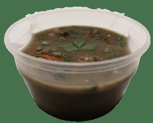 GRONKA Čočková polévka (mražené)