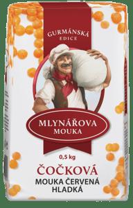 Mlynářova mouka Čočková mouka hladká