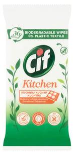 Cif Nature´s Biorozložitelné čisticí ubrousky do kuchyně