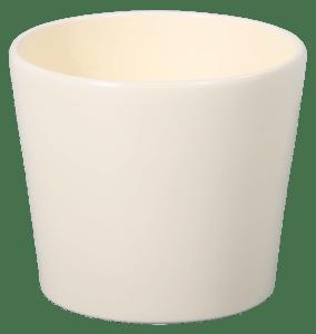 Obal na květník, keramický CALYPSO CHRISTMAS keramický béžový