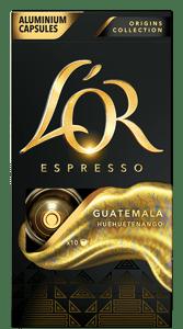 L´OR Guatemala kapsle pro kávovary Nespresso