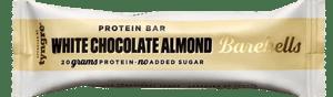 Barebells Protein Bar bílá čokoláda-mandle