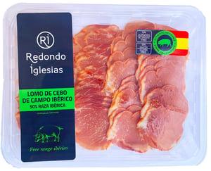 Redondo Iglesias Lomo Cebo de Campo (50%) vepřová panenka krájená