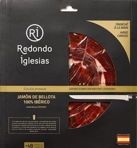 Redondo Iglesias Jamón Bellota (100%) vepřová kýta nejvyšší kvality ručně krájená