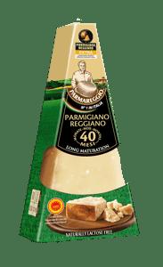 Parmareggio Reggiano parmazán 40 měsíců