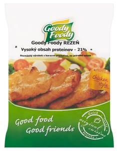 Goody Foody řízek přírodní s kuřecí příchutí (mražené)
