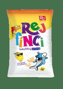 REJ Rejfínci kukuřičný snack mangový