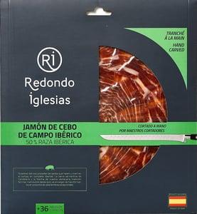 Redondo Iglesias Jamón Cebo de Campo (50%) vepřová kýta ručně krájená