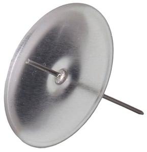 Bodec do adventních věnců 5 cm- stříbrný