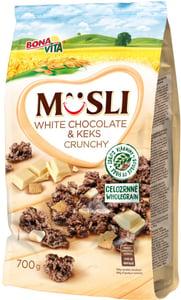 Bonavita Musli Crunch white choco & keks