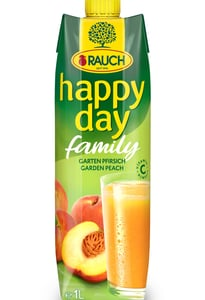 Rauch Happy Day family broskev