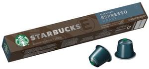 Starbucks® Espresso Roast by Nespresso® Dark Roast - kávové kapsle
