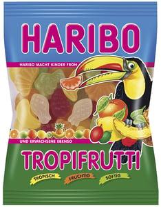 Haribo Tropi Frutti želé s ovocnými příchutěmi