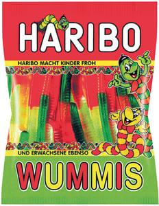 Haribo Wummis želé s ovocnými příchutěmi