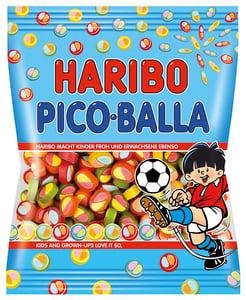 Haribo Pico Balla želé s ovocnými příchutěmi