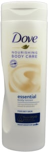 Dove Essential Nourishing tělové mléko