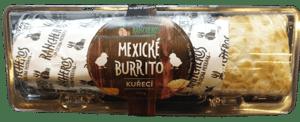 Rancheros mexické burrito - kuřecí