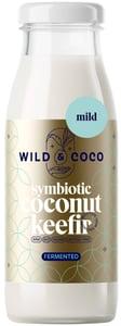 Wild & Coco BIO Symbiotický kokosový keefir
