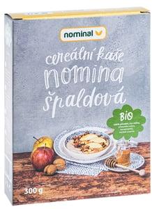 NOMINAL BIO Cereální kaše Nomina špaldová
