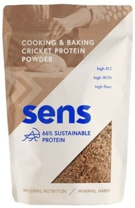 SENS Cvrččí proteinový prášek na vaření a pečení