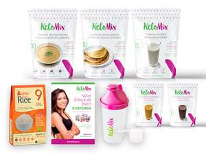 KetoMix Ketonová dieta na 7 dní
